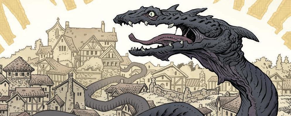 Jim Henson's The Storyteller: Dragons #2