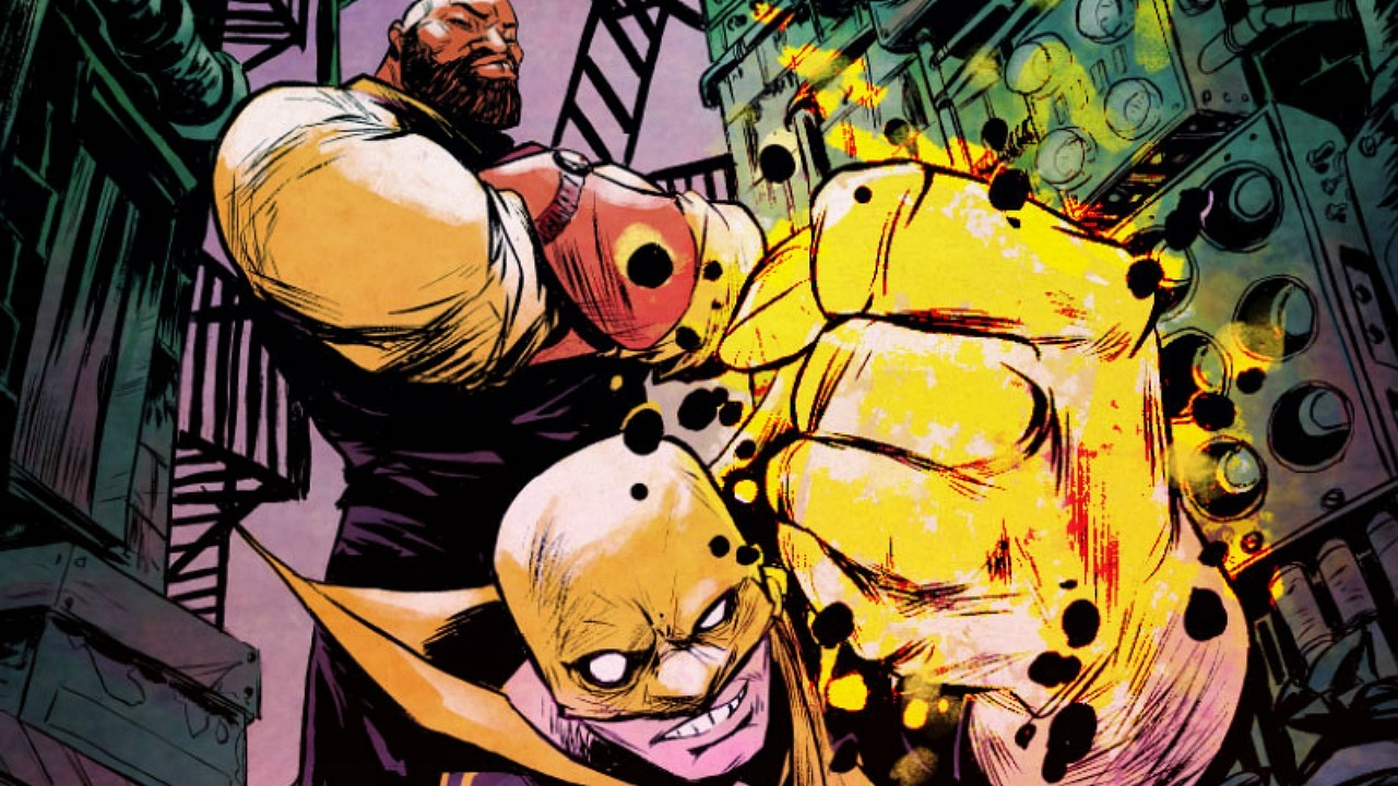 Power Man & Iron Fist #1