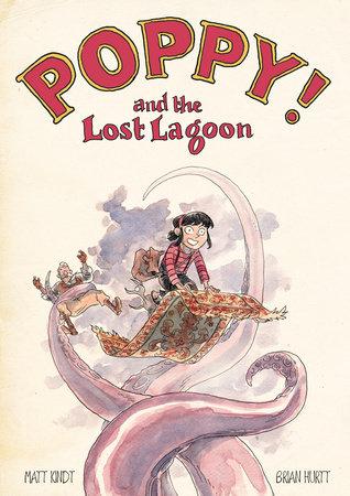 Poppy! Αnd The Lost Lagoon