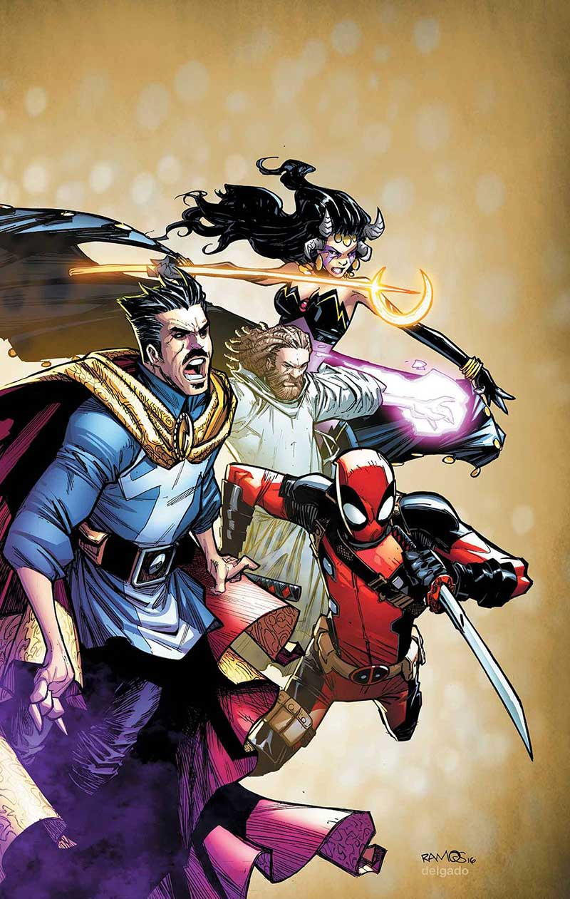 Deadpool: The Last Days Of Magic