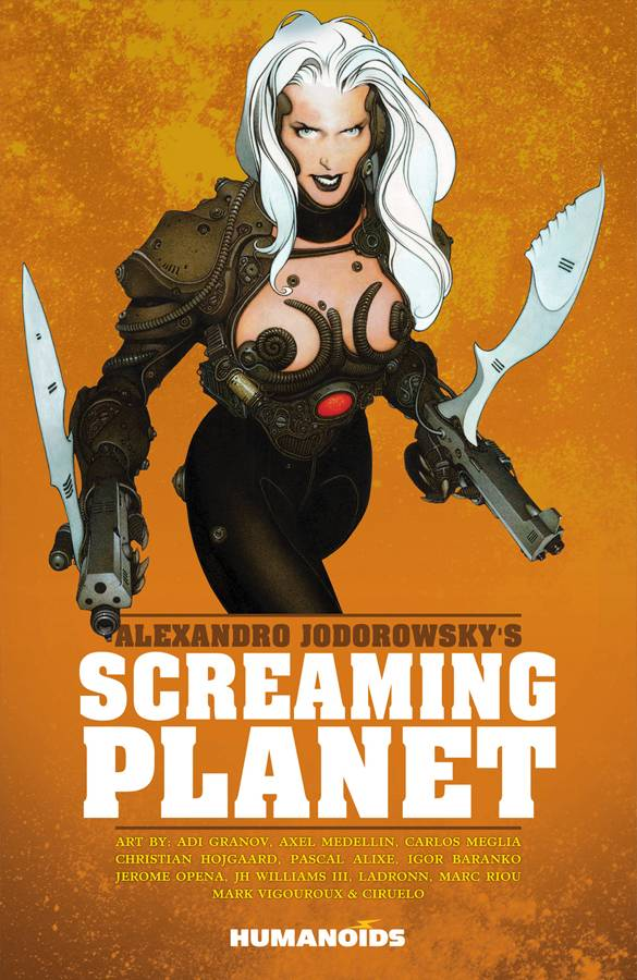 Alexandro Jodorowsky: Screaming Planet