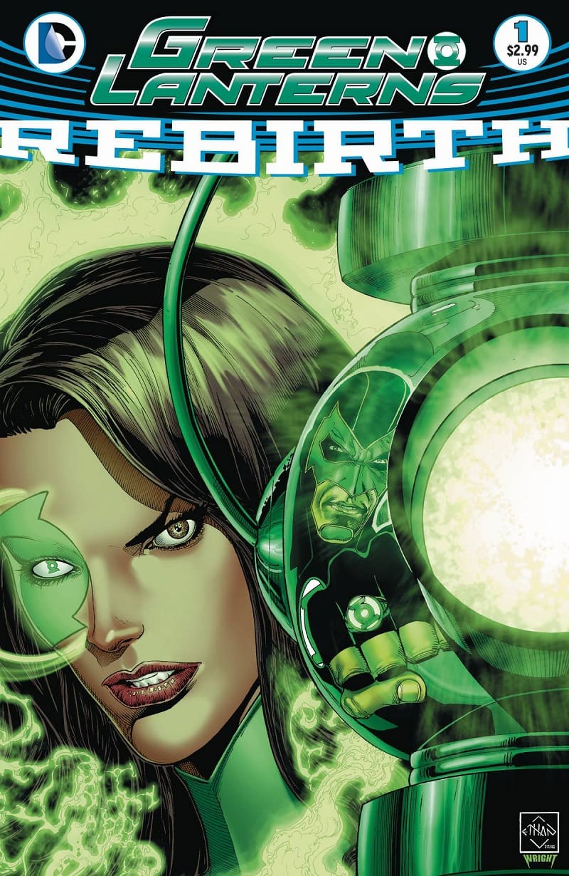 Green Lanterns: Rebirth
