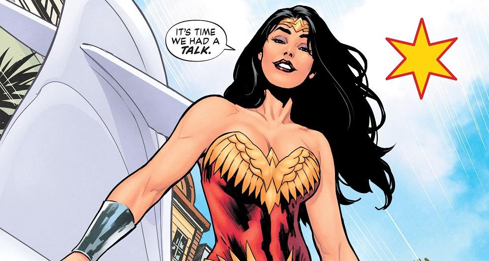 Wonder Woman - Earth One v1-2