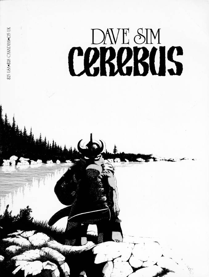 Cerebus Volume 1 - Remastered Edition