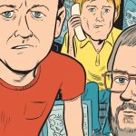 fantagraphics comics as art