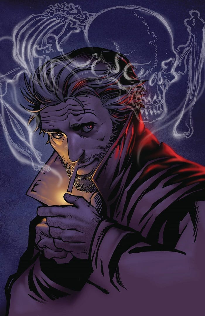 The Hellblazer: Rebirth