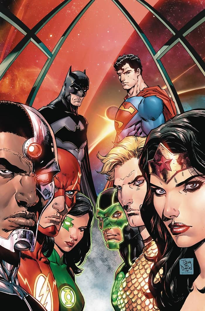 Justice League: Rebirth