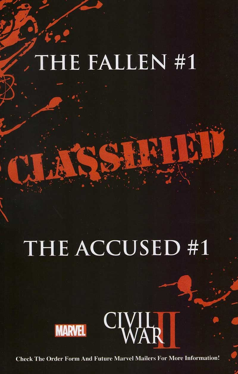 The Fallen / The Accused