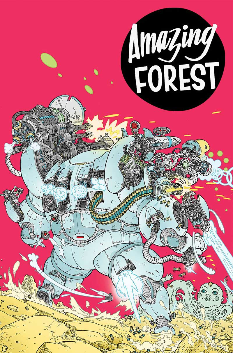 Amazing Forest TPB