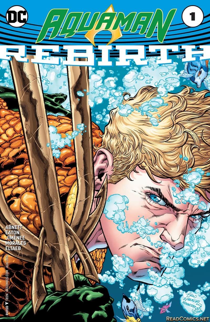Aquaman: Rebirth