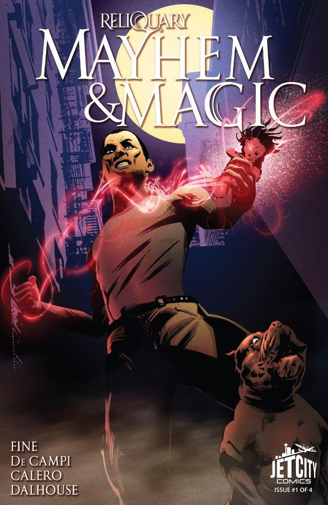 Mayhem & Magic: The Reliquary Series