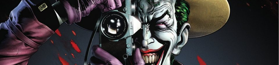 Killing Joke DC Animated