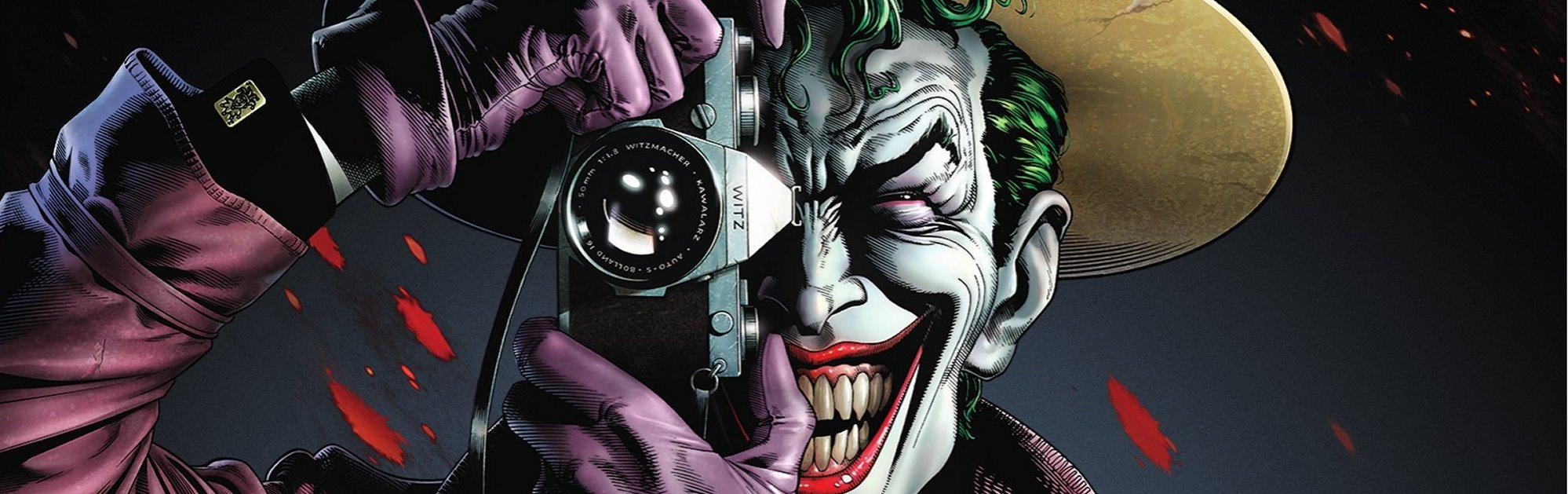 Killing Joke DC Animated