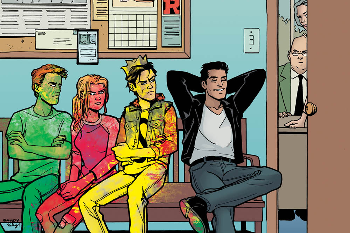 archie comics new series