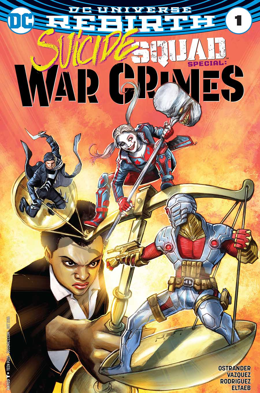Suicide Squad Special: War Crimes