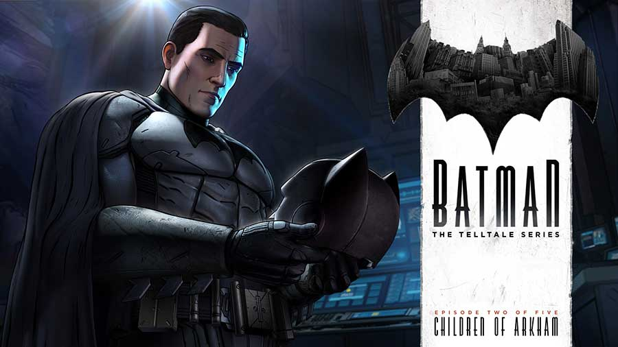 Batman The Telltale Series Episode Two: Children Of Arkham
