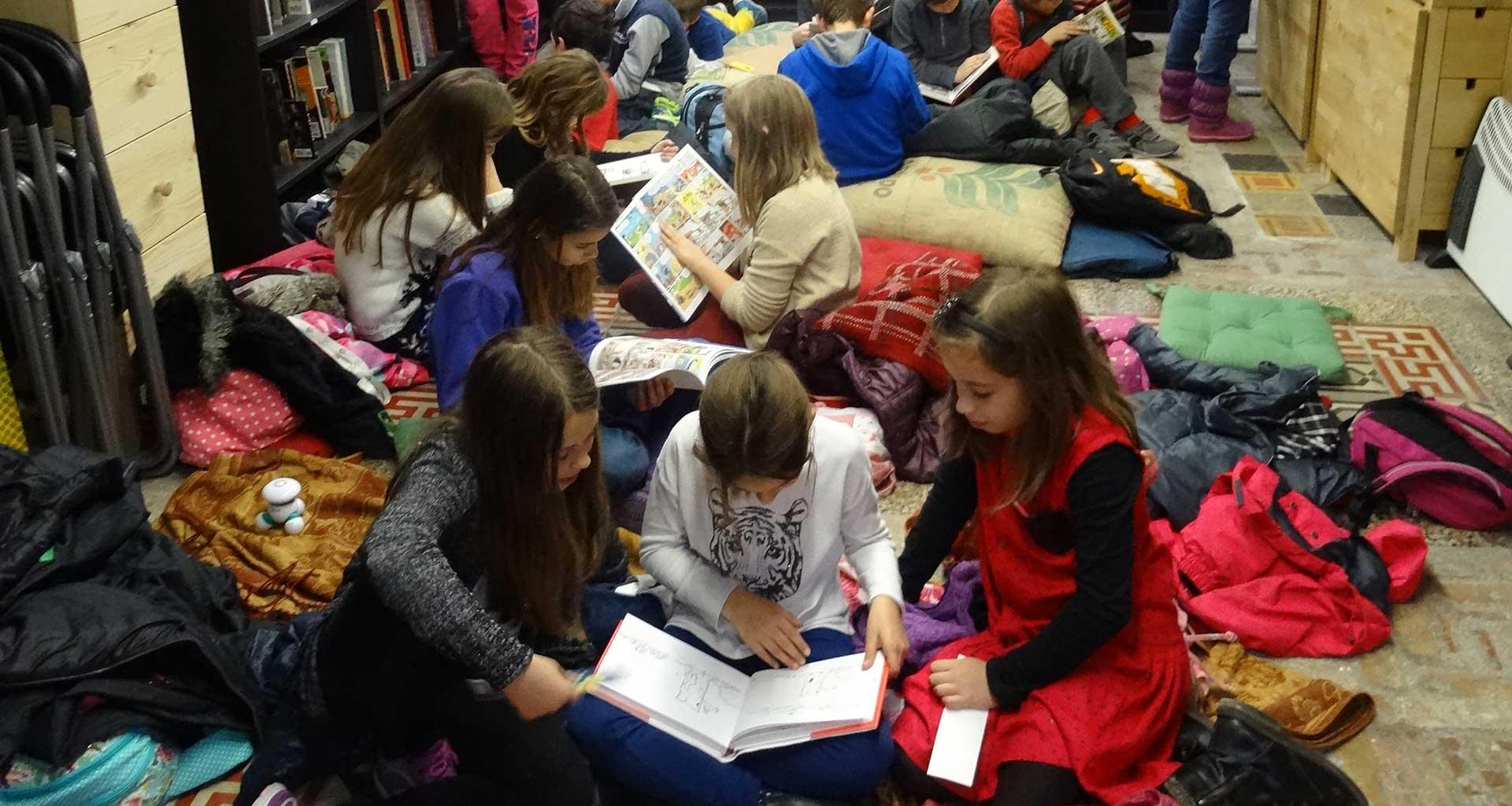 Comics Workshops For Schools