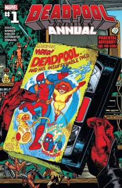 Deadpool Annual 1