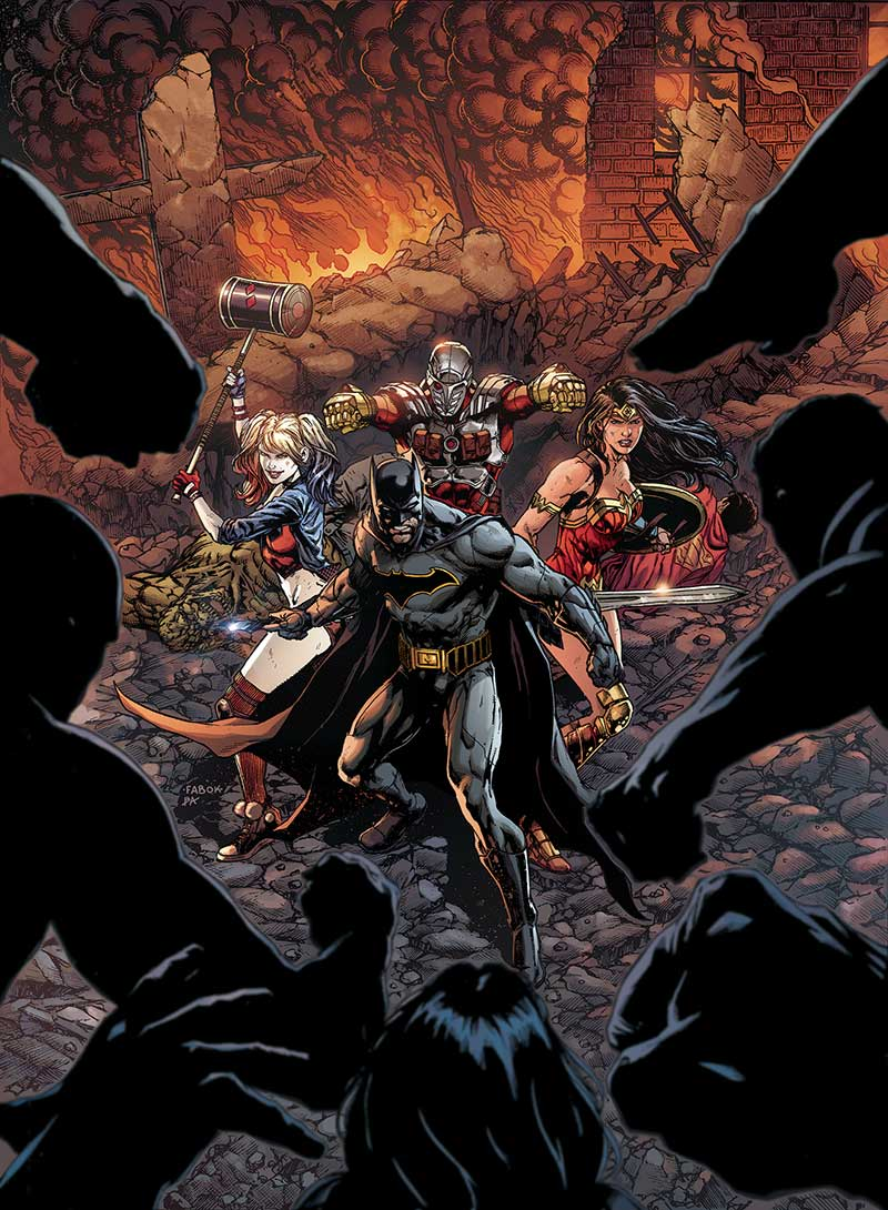 Justice League/Suicide Squad