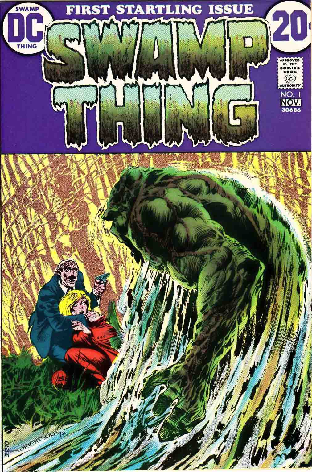Swamp Thing (Wein/Wrightson)