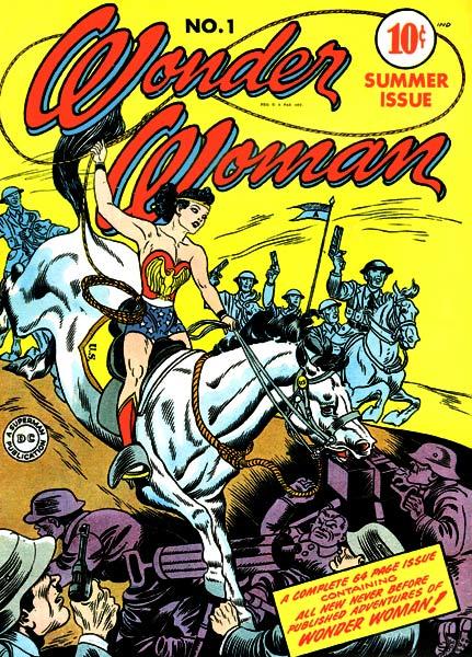 Wonder Woman Vol. 1