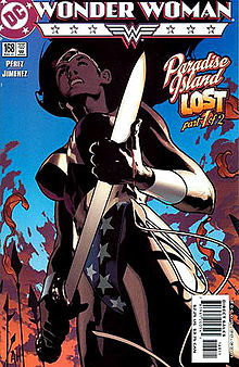Wonder Woman: Lost