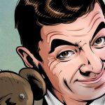 mr. bean graphic novels