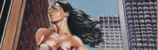 top 10 wonder woman covers