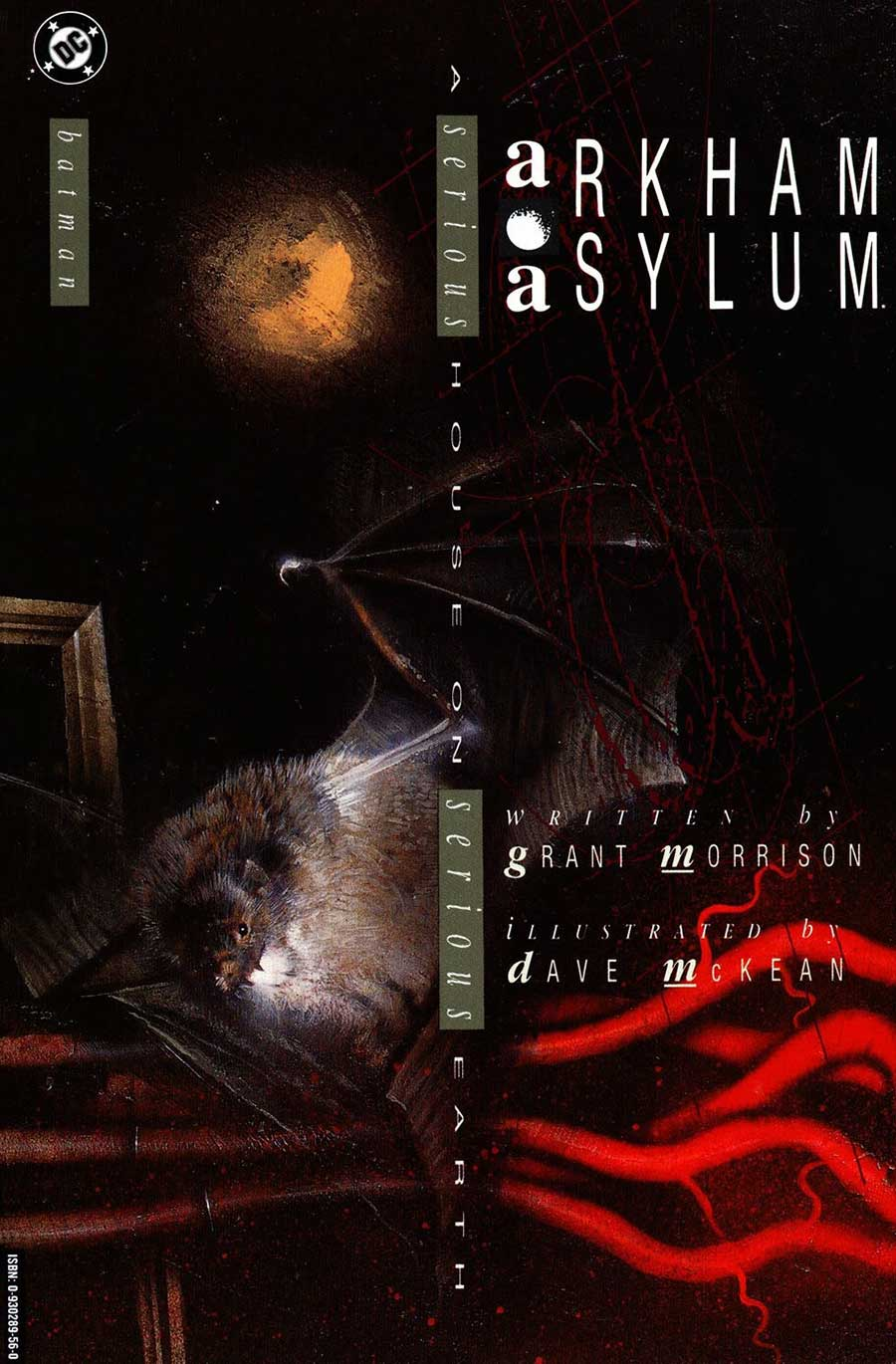 Arkham Asylum: A Serious House On Serious Earth