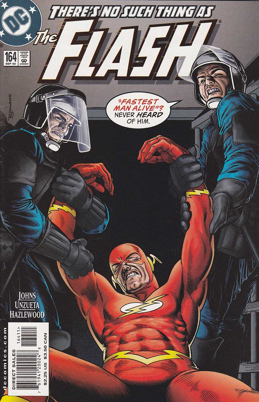 The Flash (Geoff Johns)