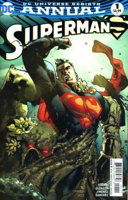 Superman Annual 1