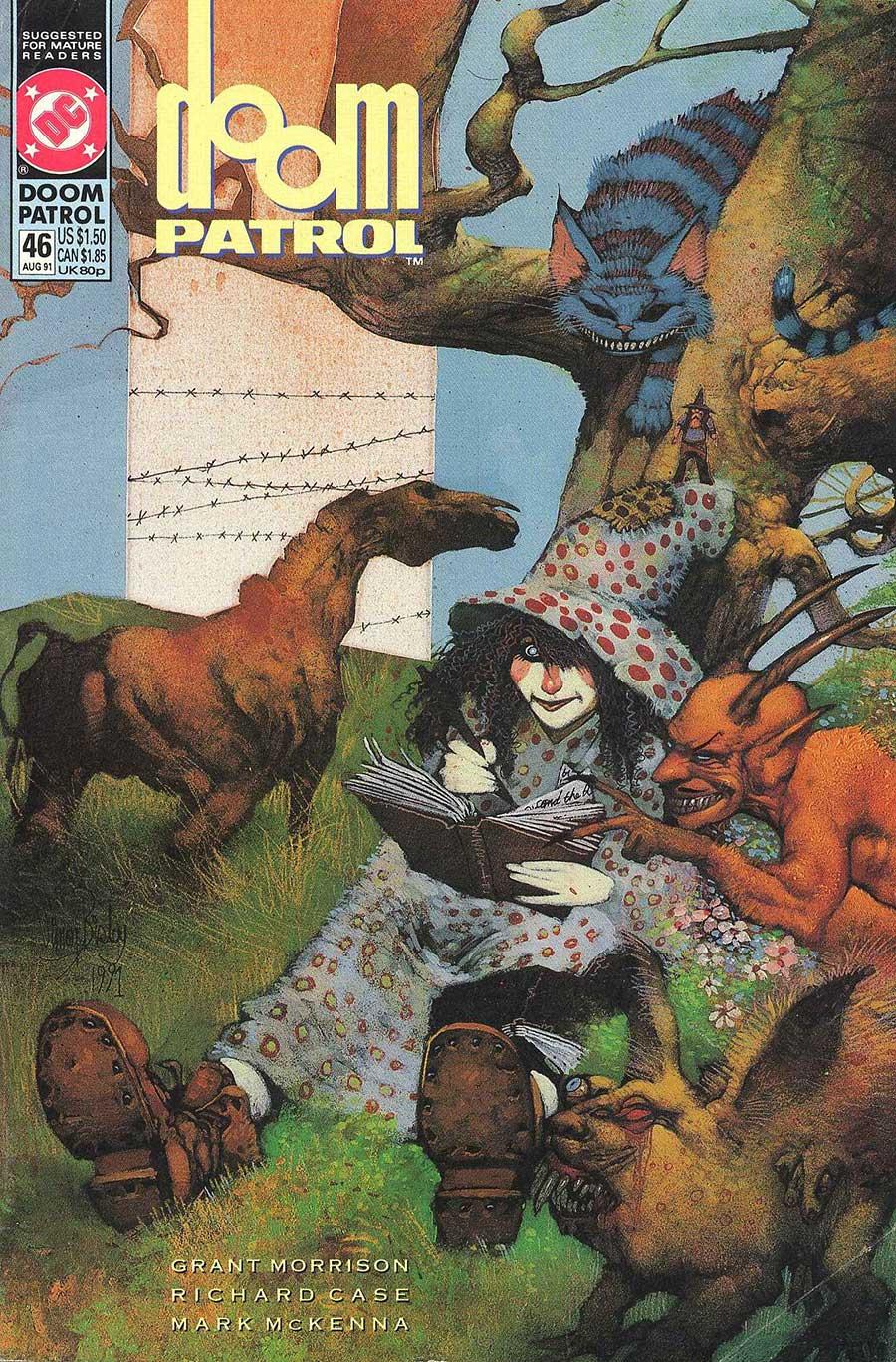 Doom Patrol (Grant Morrison)