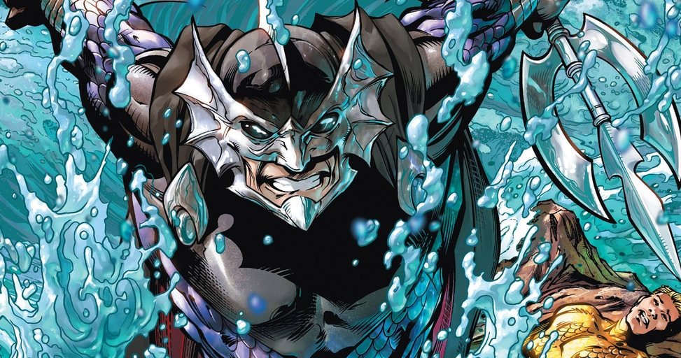 Patrick Wilson Joins Aquaman
