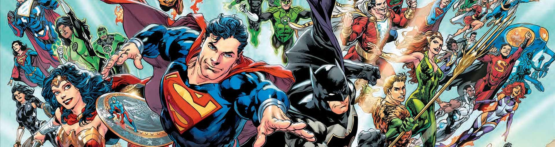 Top 100 DC Comics