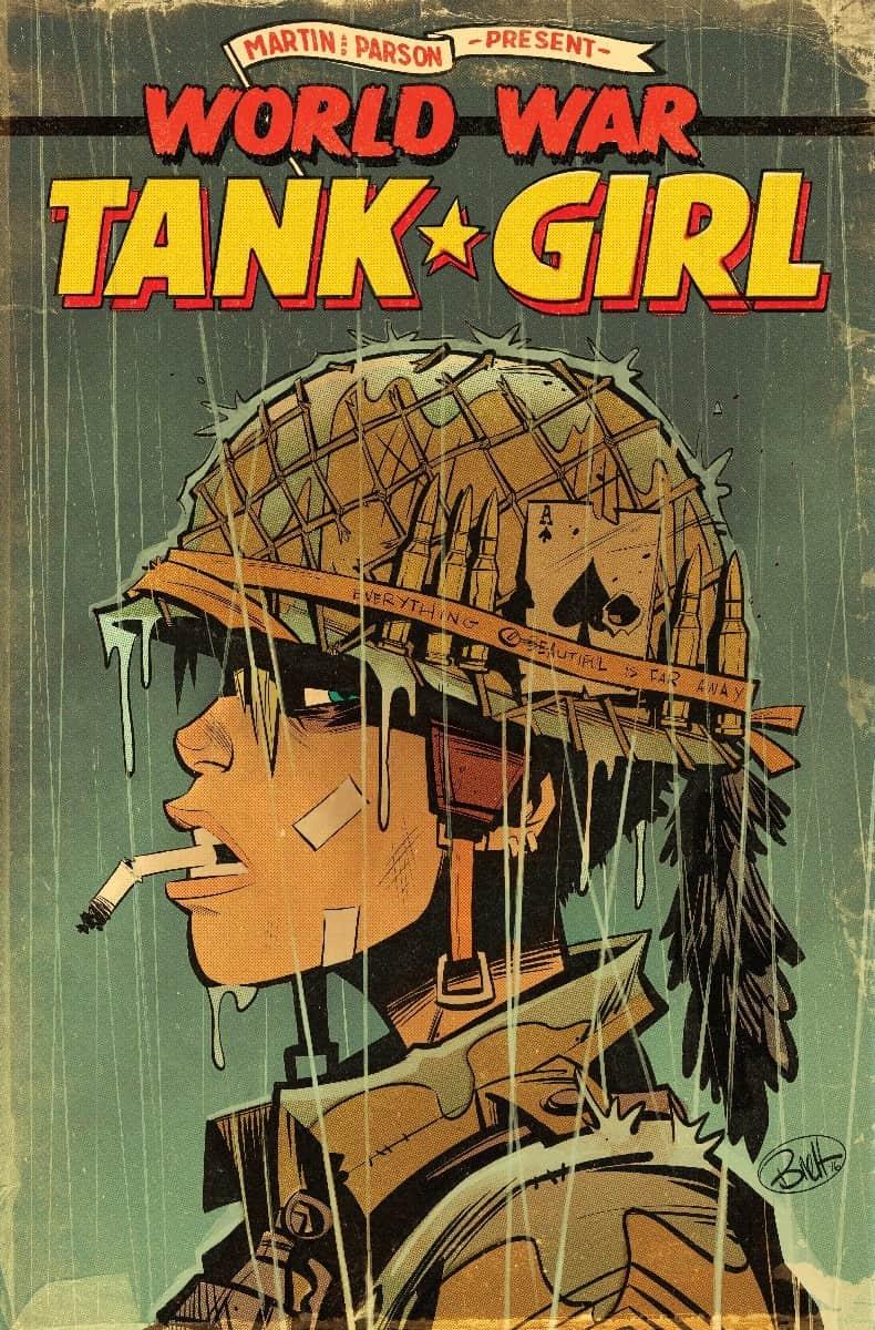 Tank Girl: World War Tank Girl