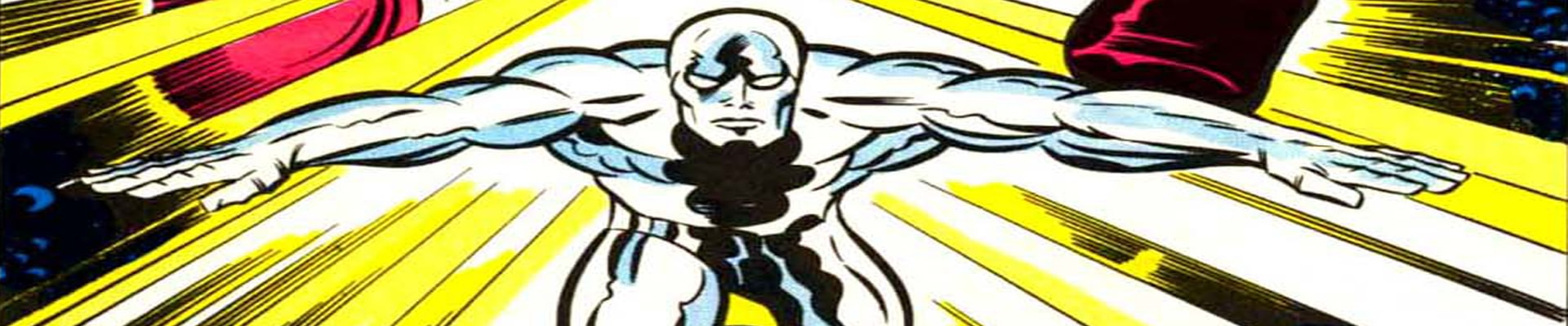 Silver Surfer Experience