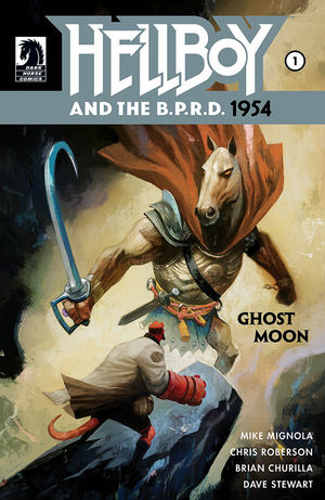 Hellboy Αnd The B.P.R.D.: 1954 – Ghost Moon