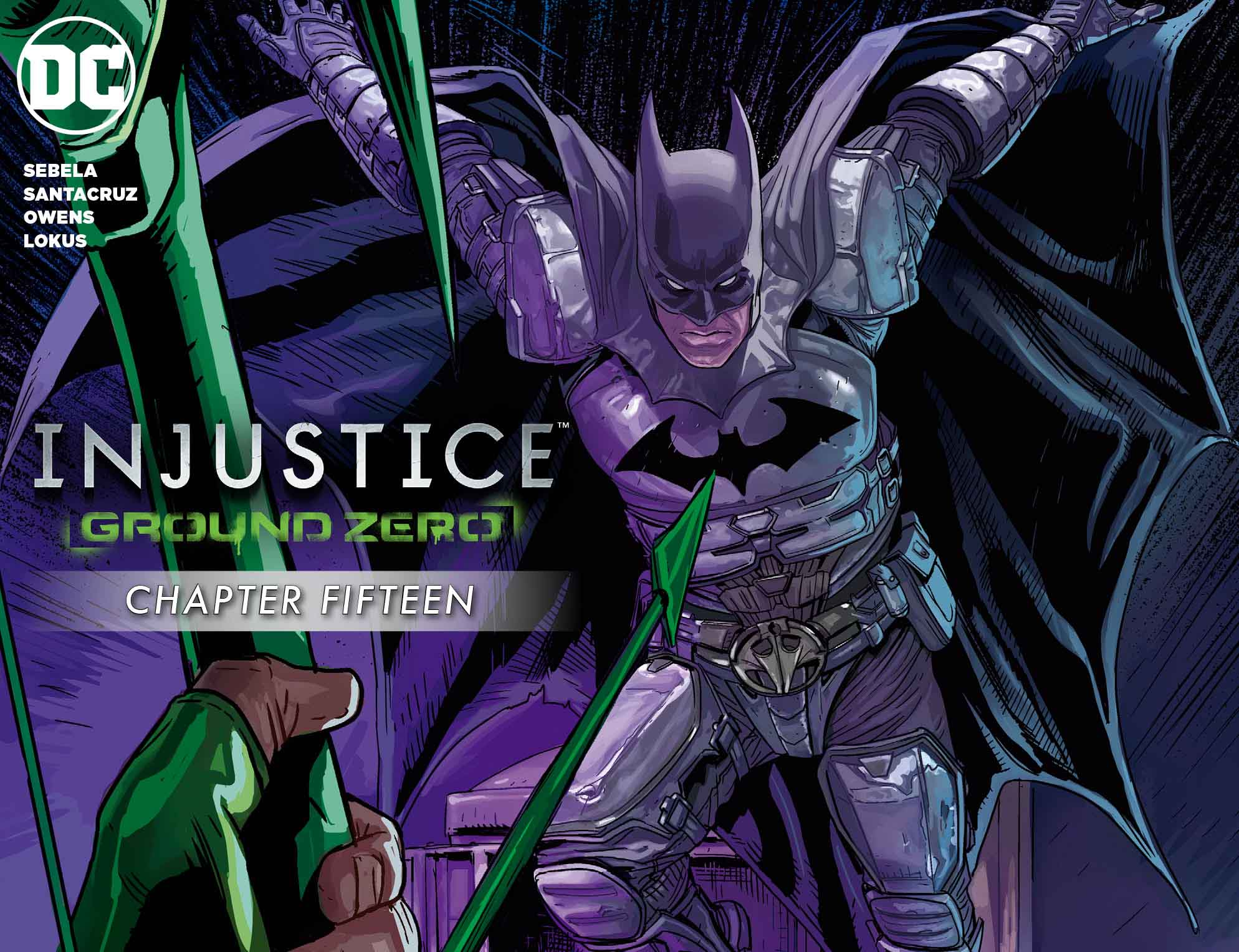Injustice: Ground Zero