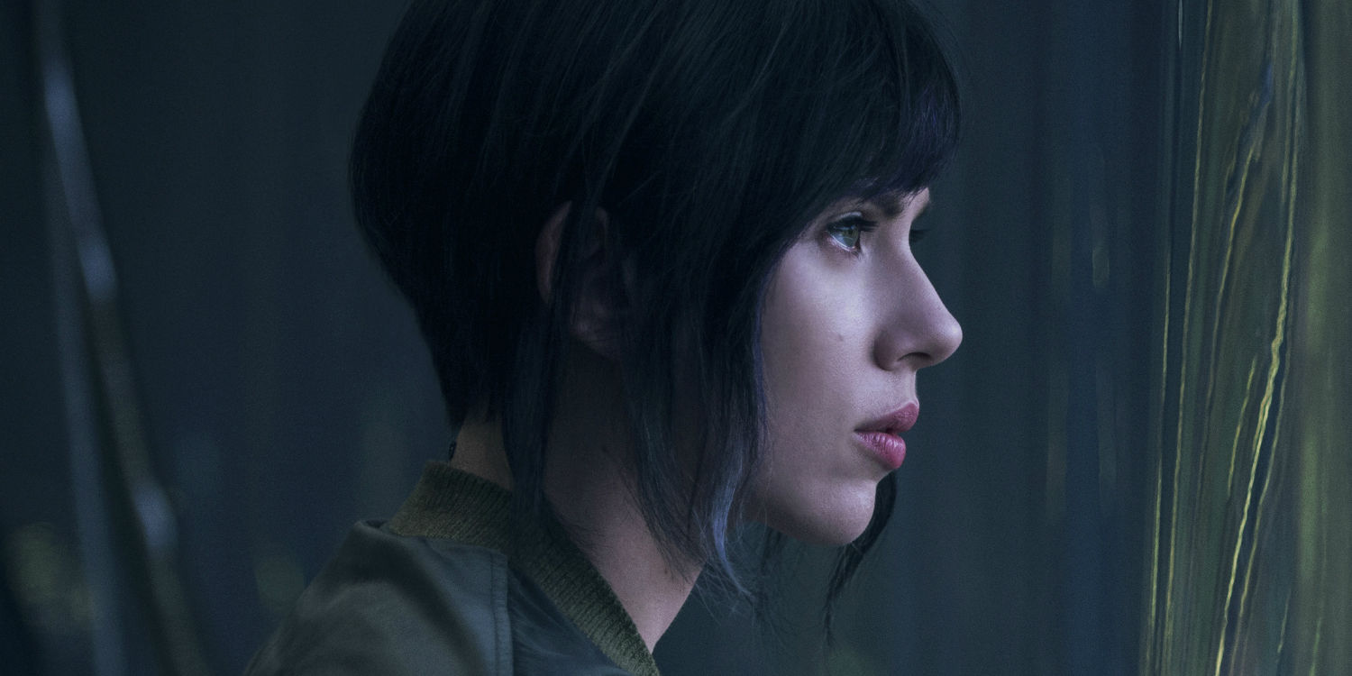 Ghost In The Shell Super Bowl Trailer