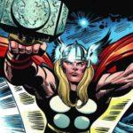 Thor Athens Comics Library