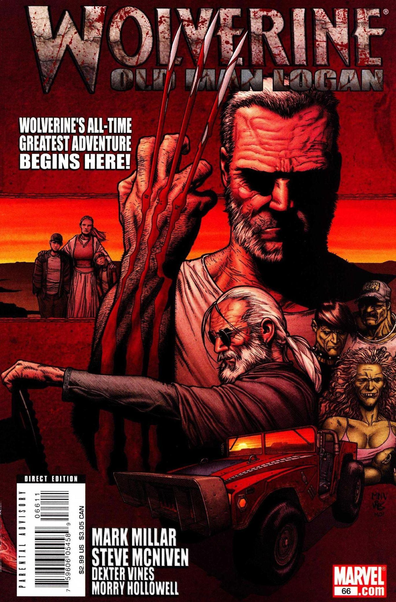 Wolverine vol. 3