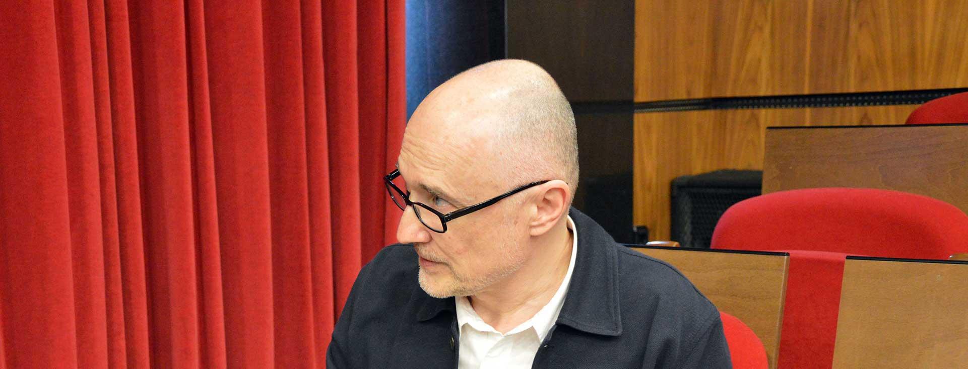 Richard McGuire Interview