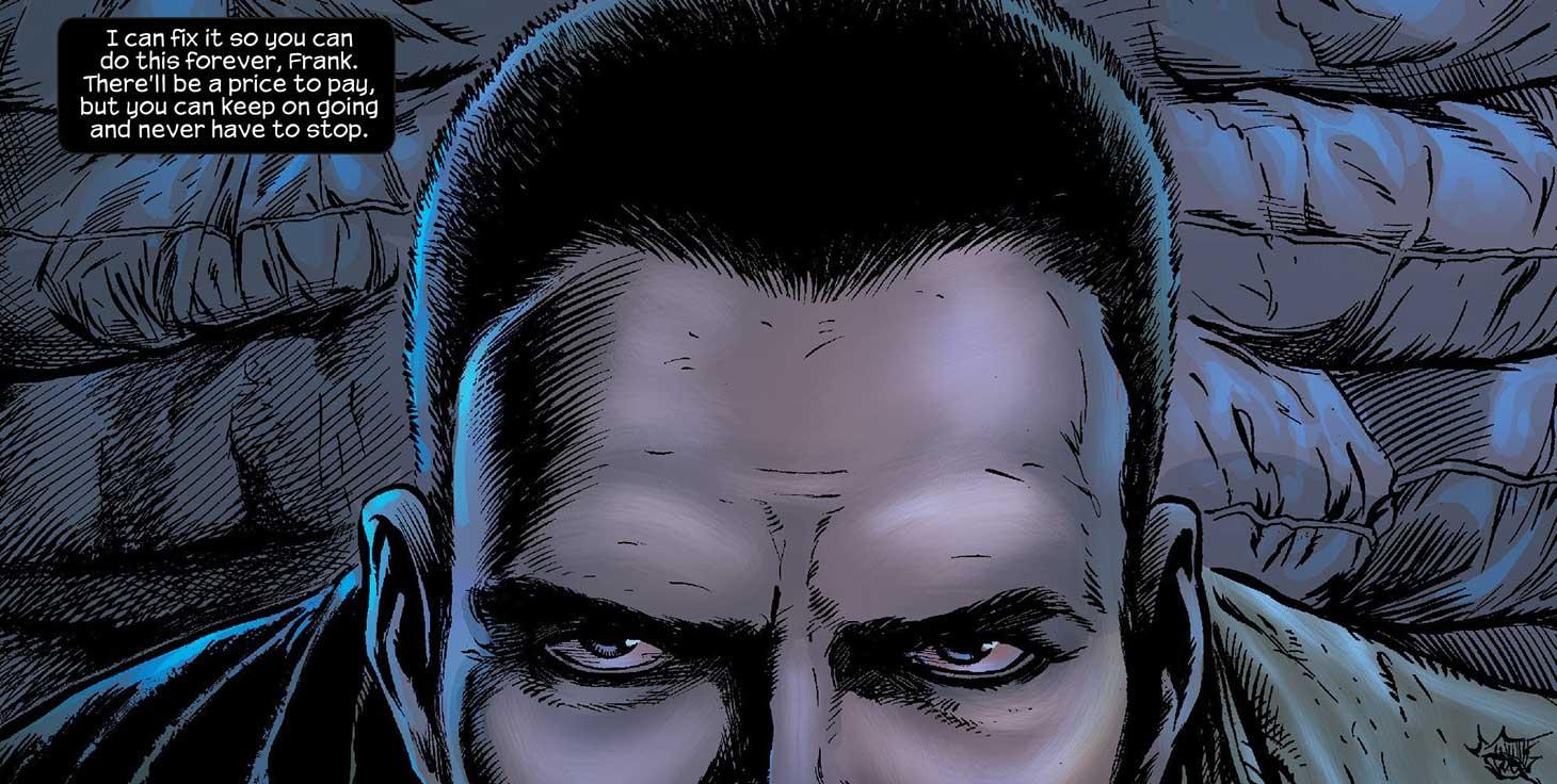 Punisher Max Born