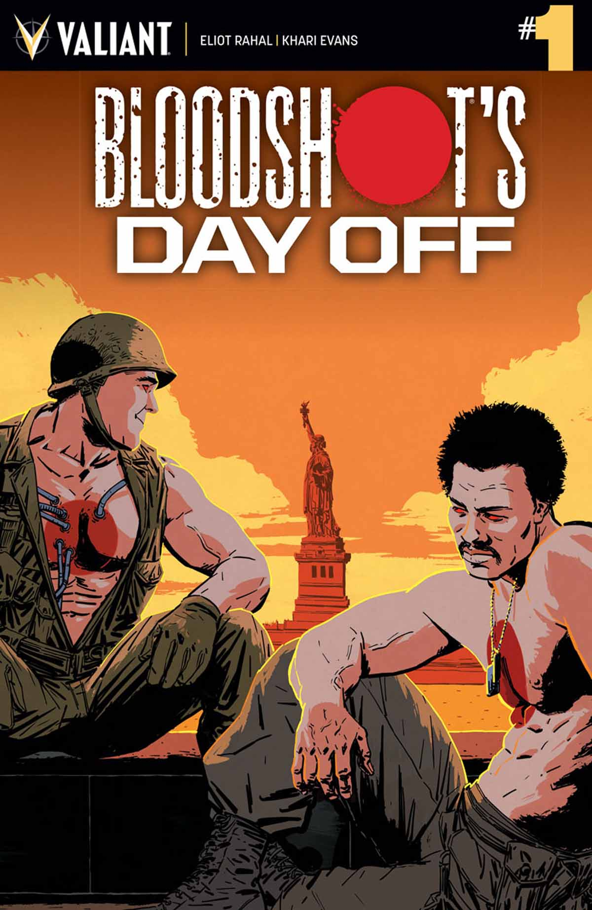 Bloodshot's Day Off