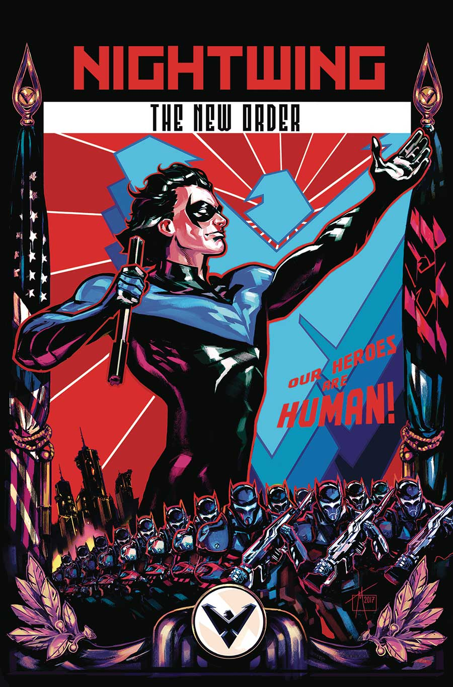 Nightwing: The New Order