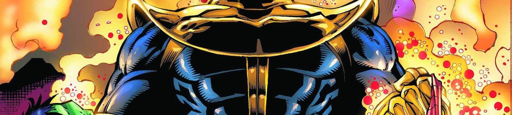 SDCC 2017 Solo Σειρά Για Τον Thanos