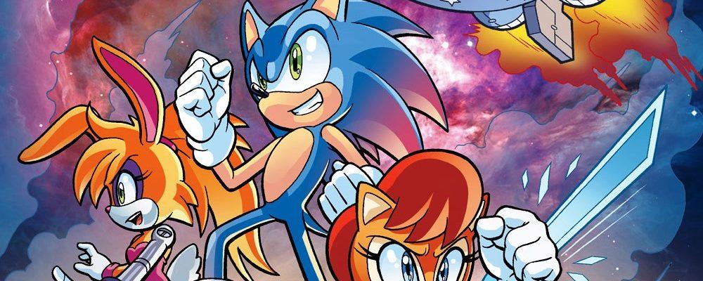 SDCC 2017 Ο Sonic Μετακομίζει Στην IDW