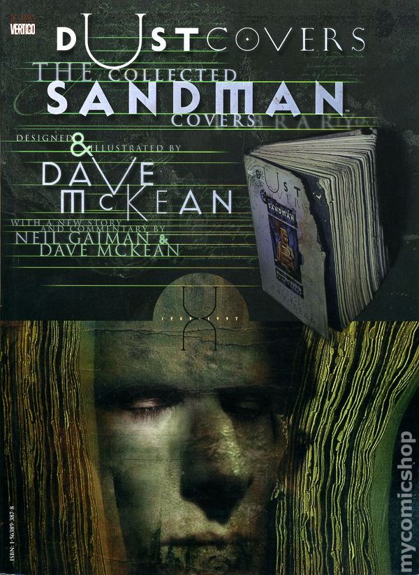 Neil Gaiman & Dave McKean