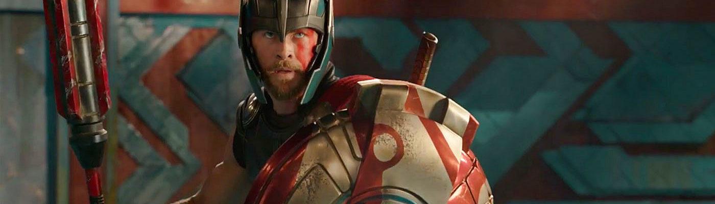 SDCC 2017 Thor Ragnarok Costumes