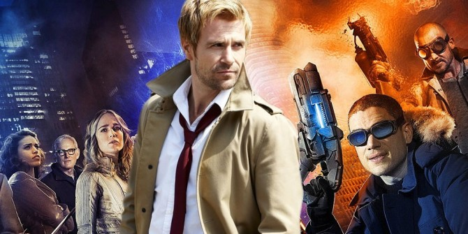 John Constantine Στο Legends Of Tomorrow